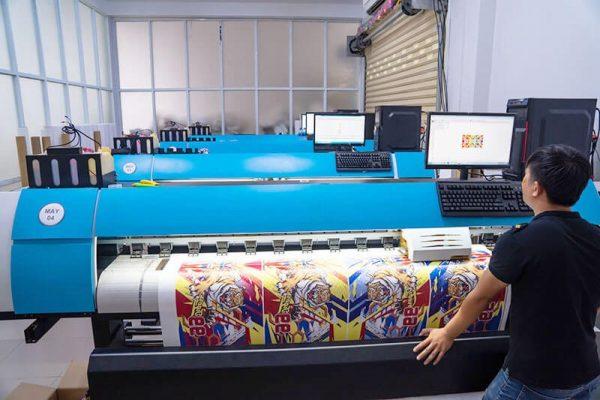 In vải tại quận Hóc Môn nhanh chóng, uy tín hàng đầu, TPHCM