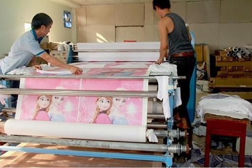 công nghệ in lụa tại hcm, In vải tại quận Hóc Môn nhanh chóng, uy tín hàng đầu